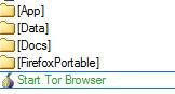 Start Tor Browser